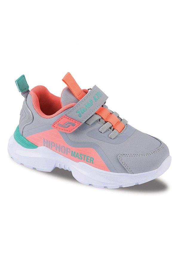 Jump Kız Çocuk Spor Ayakkabı GRI