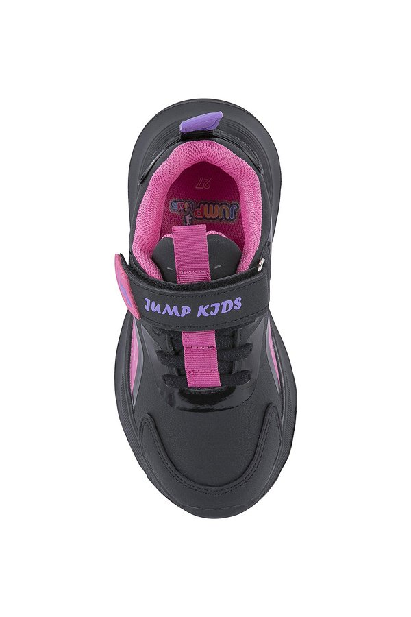 Jump Kız Çocuk Spor Ayakkabı SIYAH