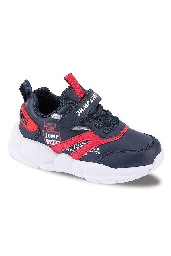 Jump Çocuk Spor Ayakkabı NAVY-RED