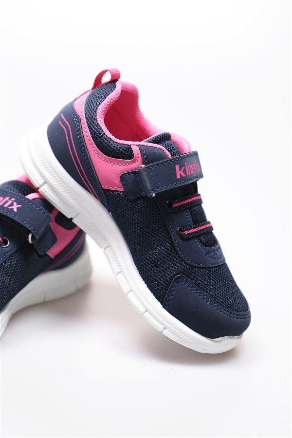 Kinetiz Roger Çocuk Spor Ayakkabı LACIVERT