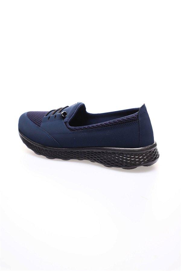 Bağcıklı Ayakkabı LACIVERT