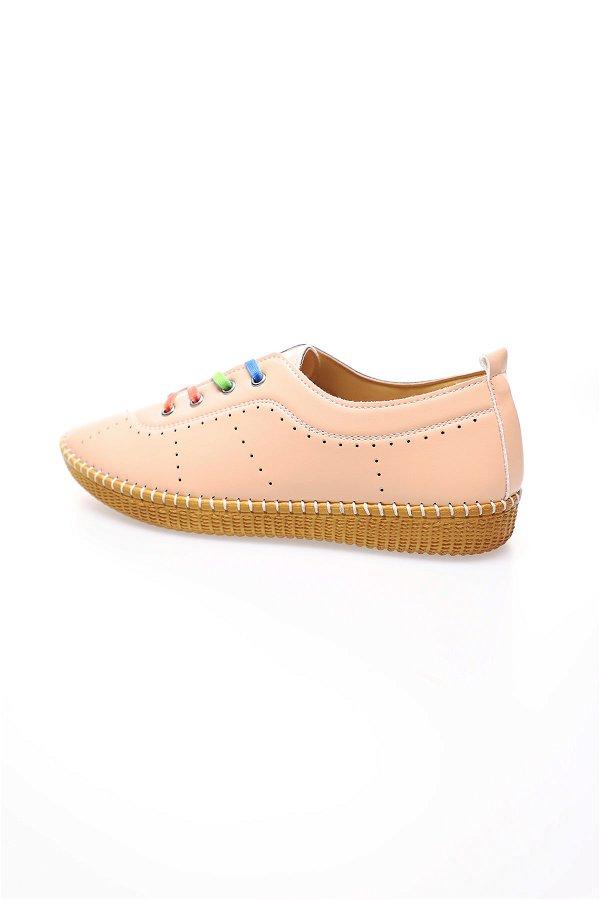 Bağcıklı Ayakkabı PUDRA