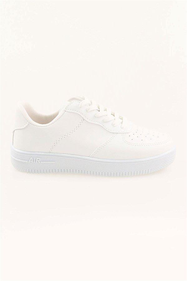 Kadın Spor Ayakkabı Beyaz