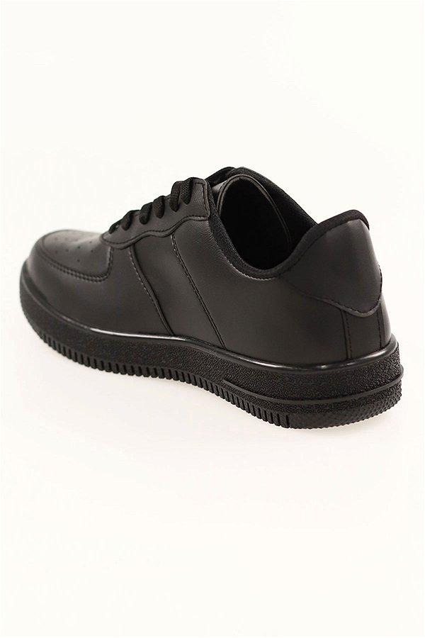 Kadın Spor Ayakkabı SIYAH