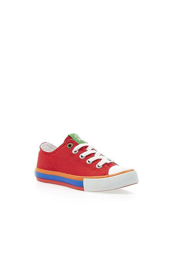 Benetton Çocuk Spor Ayakkabı KIRMIZI