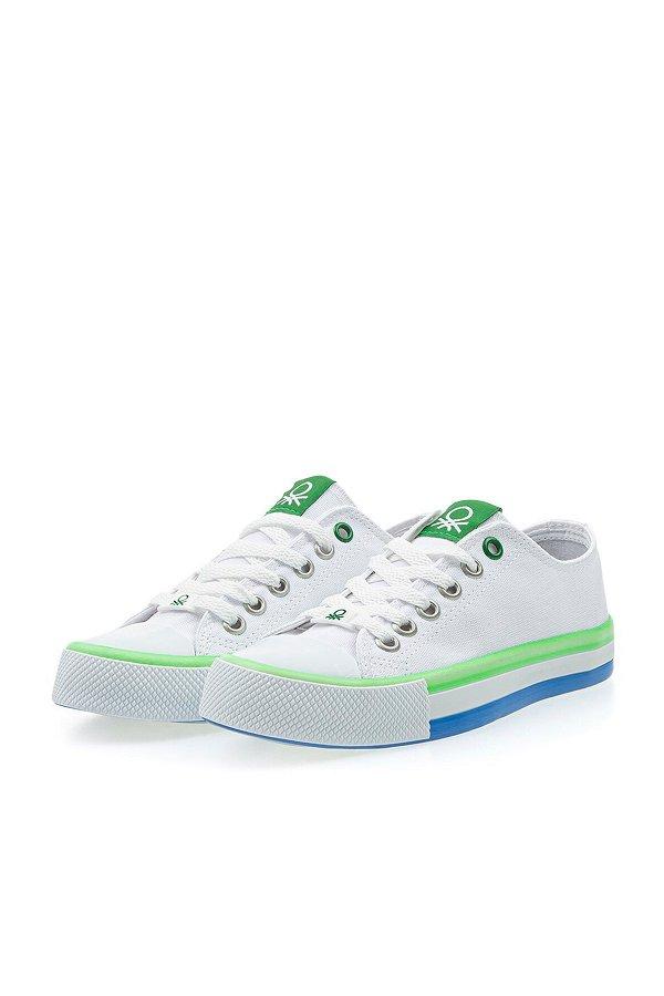 Benetton Çocuk Spor Ayakkabı LACIVERT