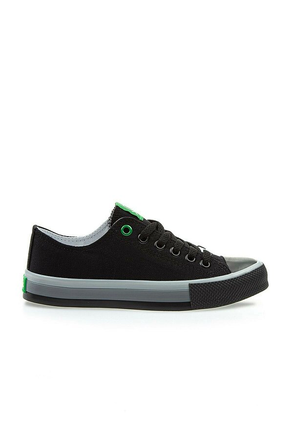 Benetton Çocuk Spor Ayakkabı SIYAH