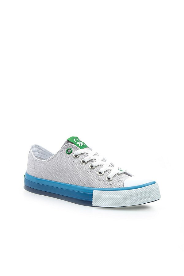 Benetton Kadın Spor Ayakkabı GRI