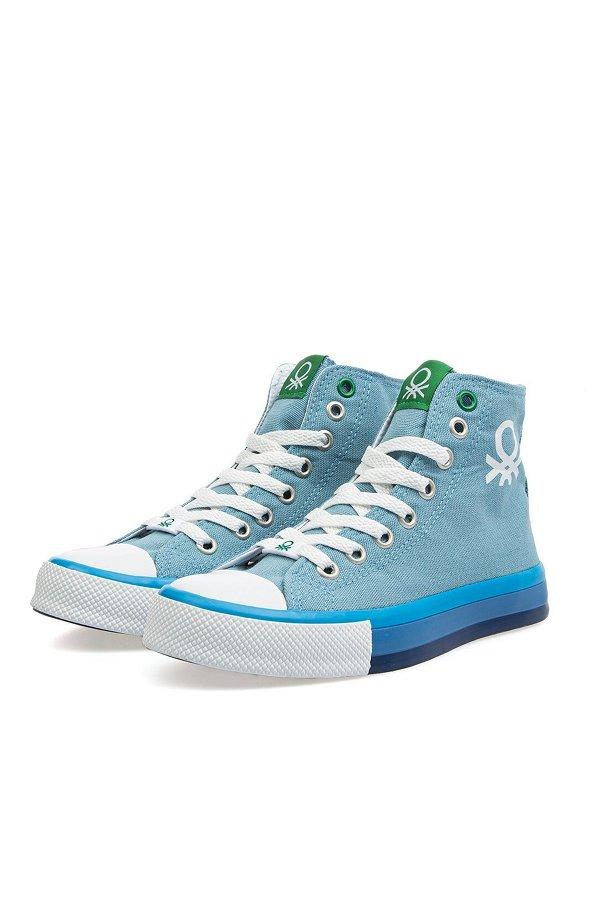 Benetton Kadın Spor Ayakkabı MAVI