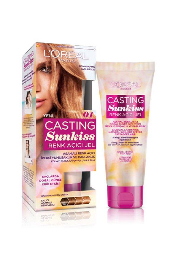 Casting Sunkiss Renk Açıcı Jel STD