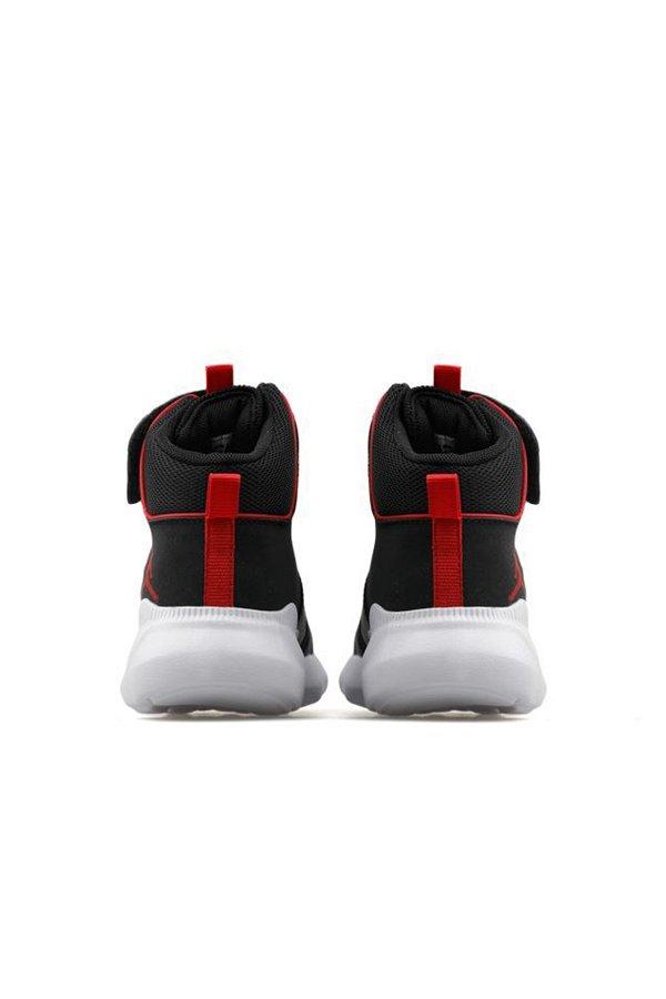 Çocuk Basket Ayakkabısı SIYAH