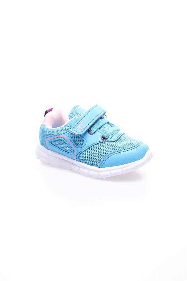Çocuk Spor Ayakkabı MINT-PEMBE