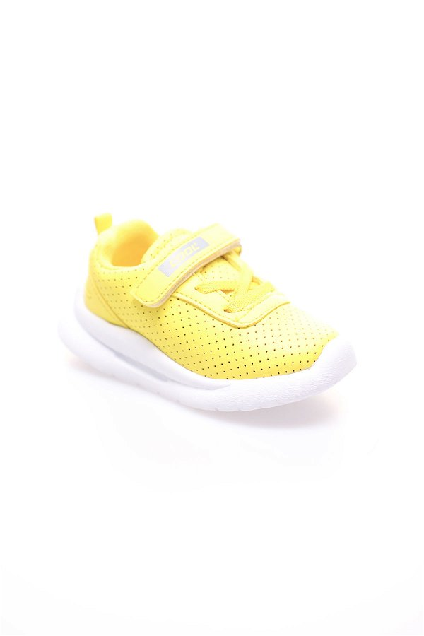 Bebek Spor Ayakkabı SARI