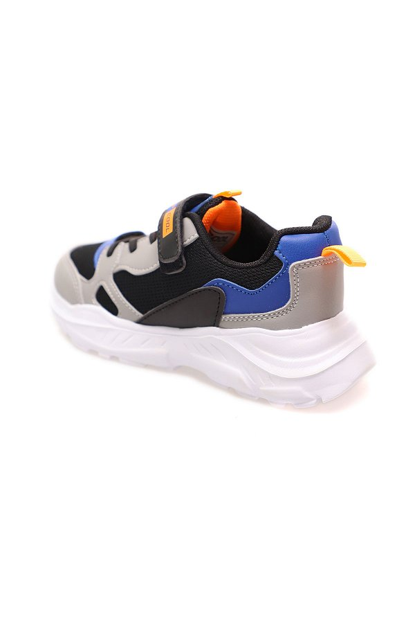 Çocuk Spor Ayakkabı SİYAH-SAKS