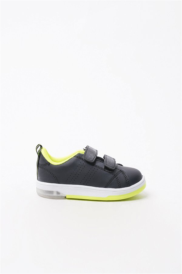 Çocuk Spor Ayakkabı SİYAH-SARI