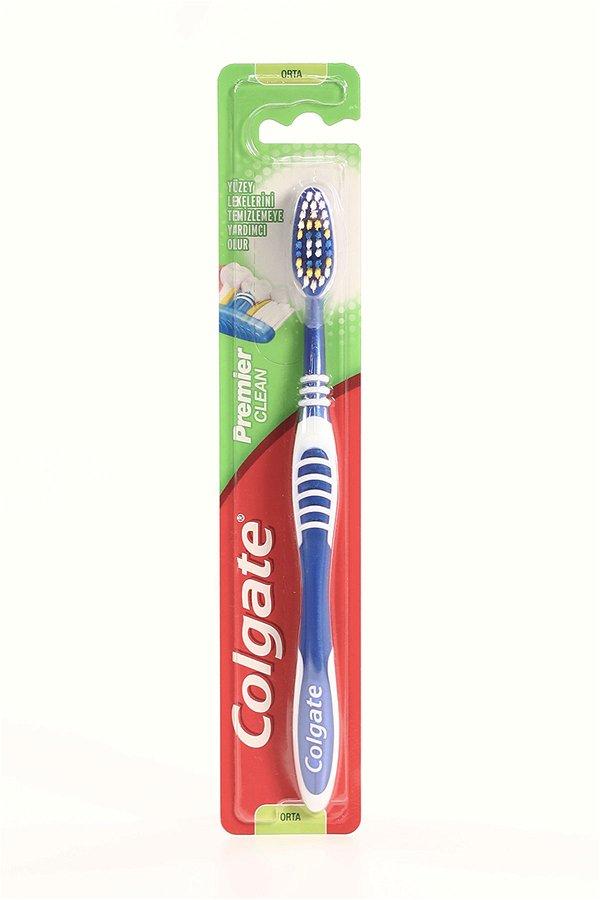 Colgate Premier Diş Fırçası MAVI
