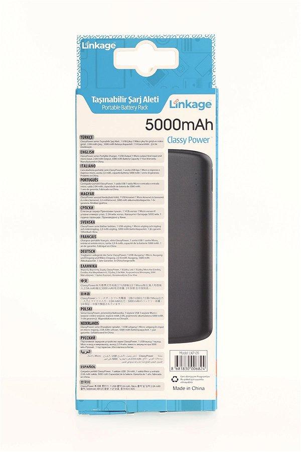 Powerbang 5000 Mah STD