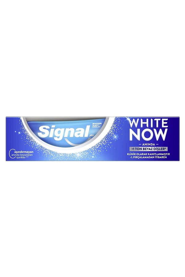 Signal White Now 75 Ml STD