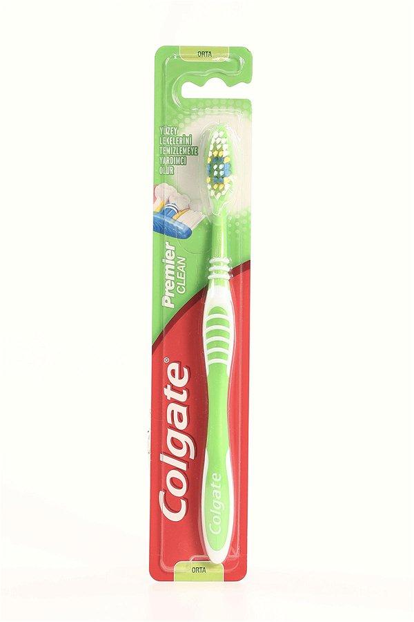 Colgate Premier Diş Fırçası YESIL