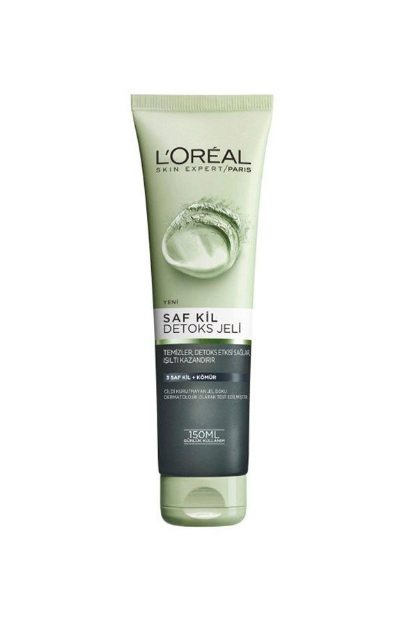 L'Oréal Paris Saf Kil Detoks Jeli 150 ML