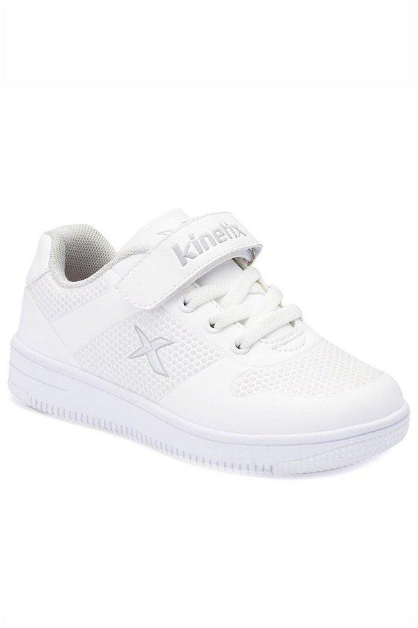 Dinro Beyaz Çocuk Spor Ayakkabısı