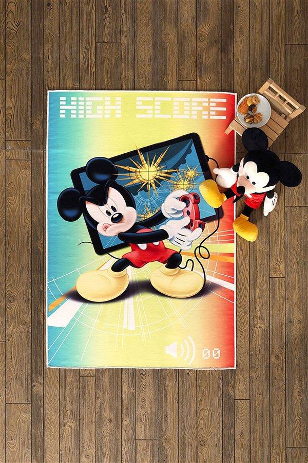 DISNEY MICKEY HIGH SCORE 120X180 STD