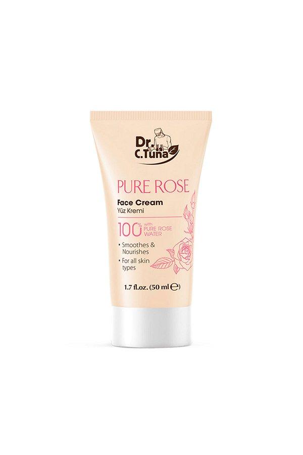 DR.C.Tuna Pure Rose Yüz Kremi 50 ML STD