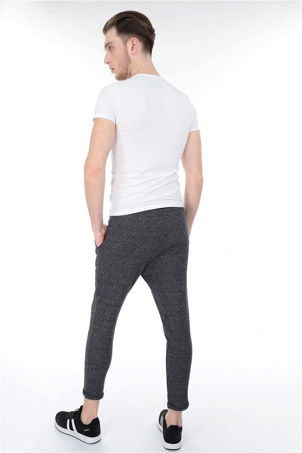Duble Paça Pantolon SIYAH