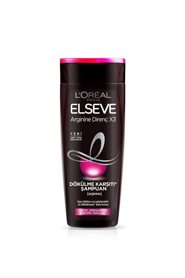 L'Oréal Paris Elseve Arginine Direnç X3 Şampuan