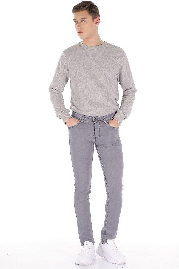 Erkek Kot Pantolon A. GRI