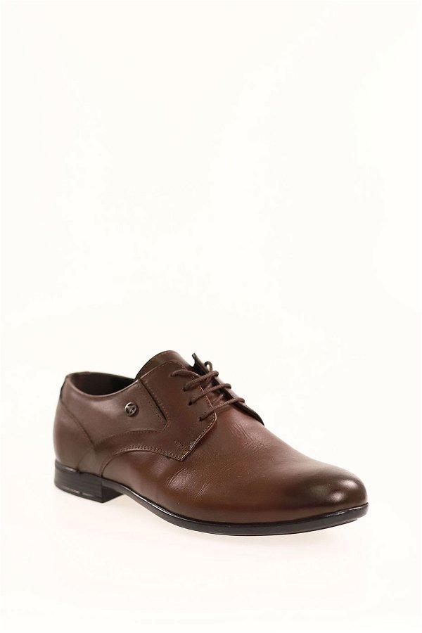 Bağcıklı Erkek Günlük  Ayakkabı KAHVE