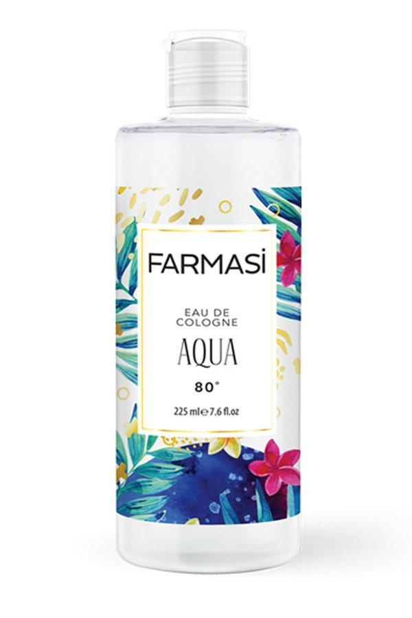 Farmasi Aqua Kolonyası 225 Ml STD