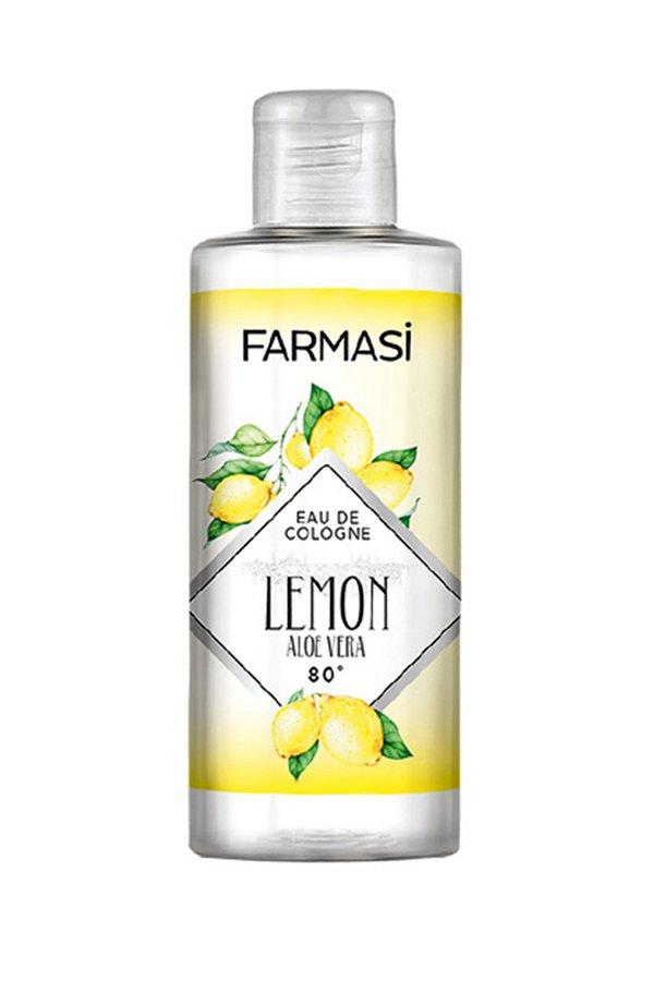 Farmasi Limon Kolonyası 225 ML STD
