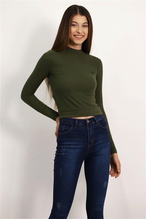 Fitilli Mini Bluz  HAKI