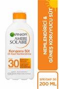 Garnier Ambre Solaire Güneş Koruyucu Süt GKF30 200ML STD