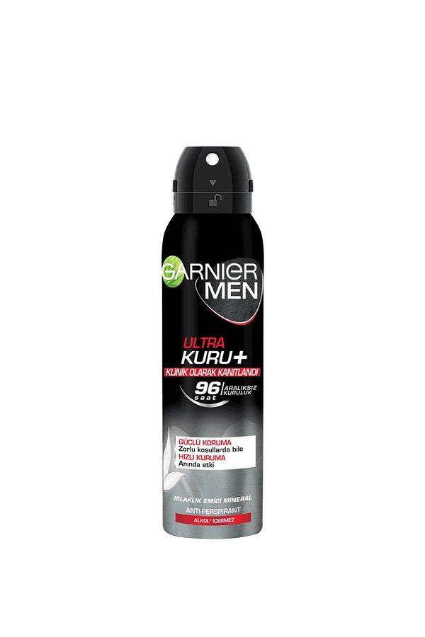 Garnier Men Ultra Kuru Aerosol STD