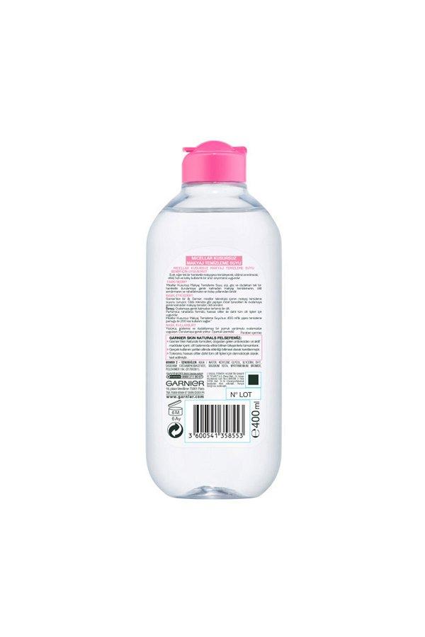 Garnier Micellar Kusursuz Makyaj Temizleme Suyu 400ML STD