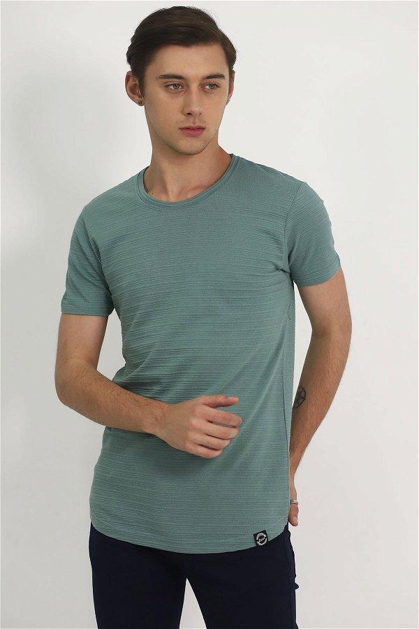 Baskılı T-Shirt MINT