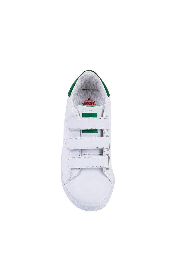 Jump Çocuk Spor Ayakkabı BEYAZ YESL