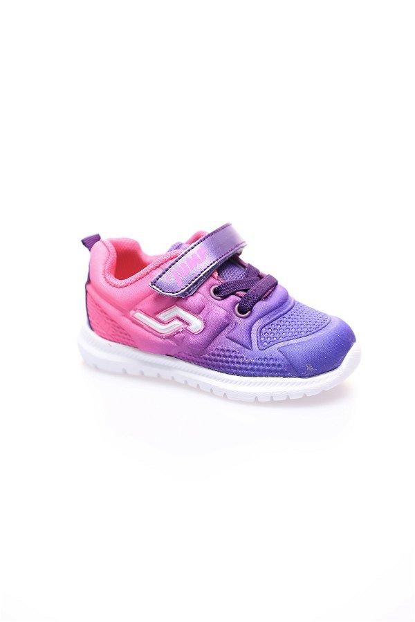 Jump Çocuk Spor Ayakkabı  MOR-FUSYA