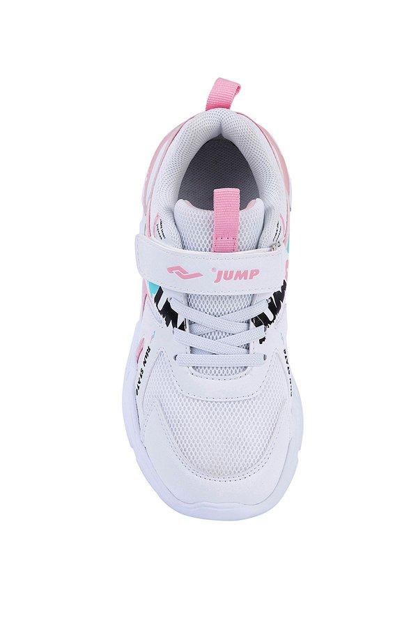 Jump  Çocuk Spor Ayakkabı BEYAZ-SOMO
