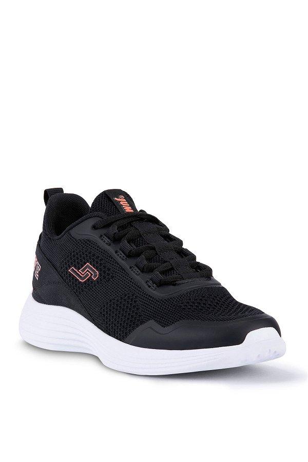 Jump Kadın Spor Ayakkabı SIYAH-SOMO