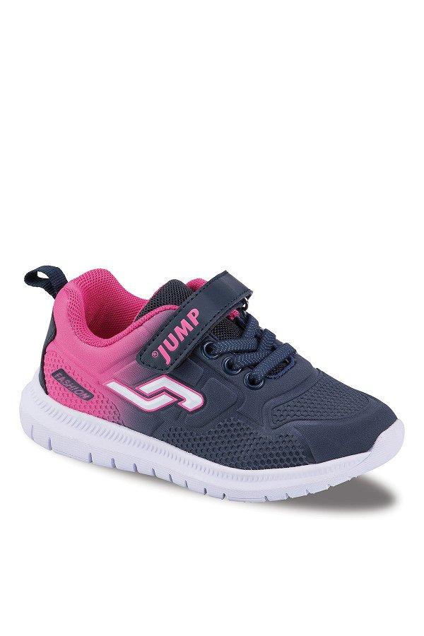 Jump Çocuk Spor Ayakkabı LACIVERT