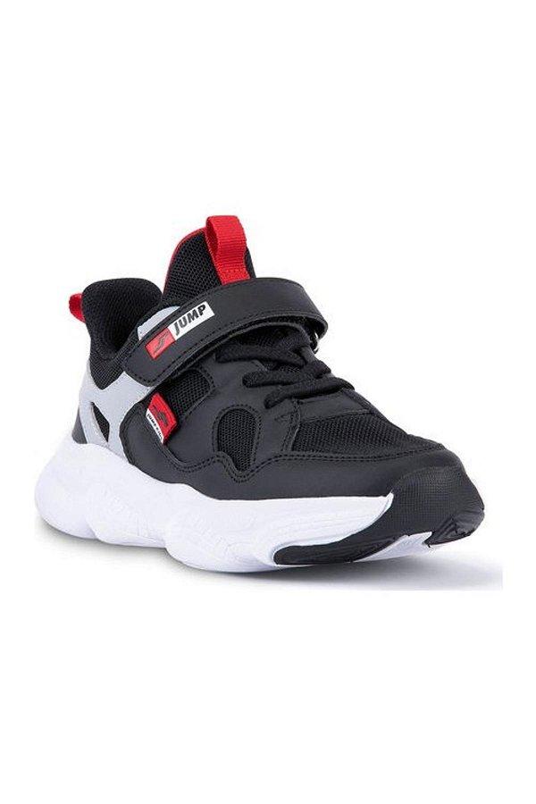 Jump Çocuk Spor Ayakkabı SIYAH-KIRM