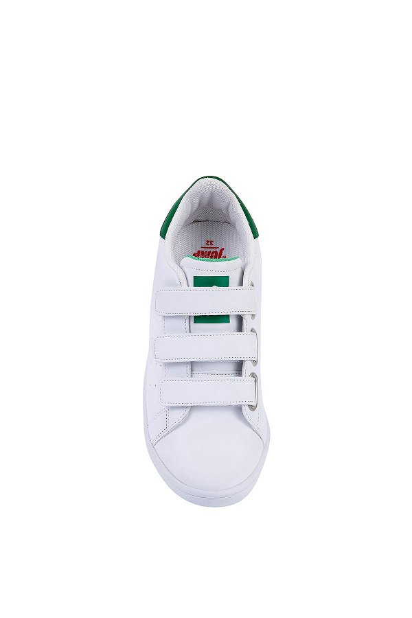 Jump Filet Çocuk Spor Ayakkabı BEYAZ YESL