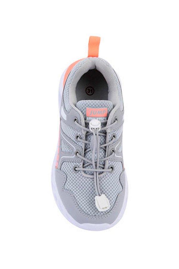 Jump Filet Çocuk Spor Ayakkabı GRI-SOMON
