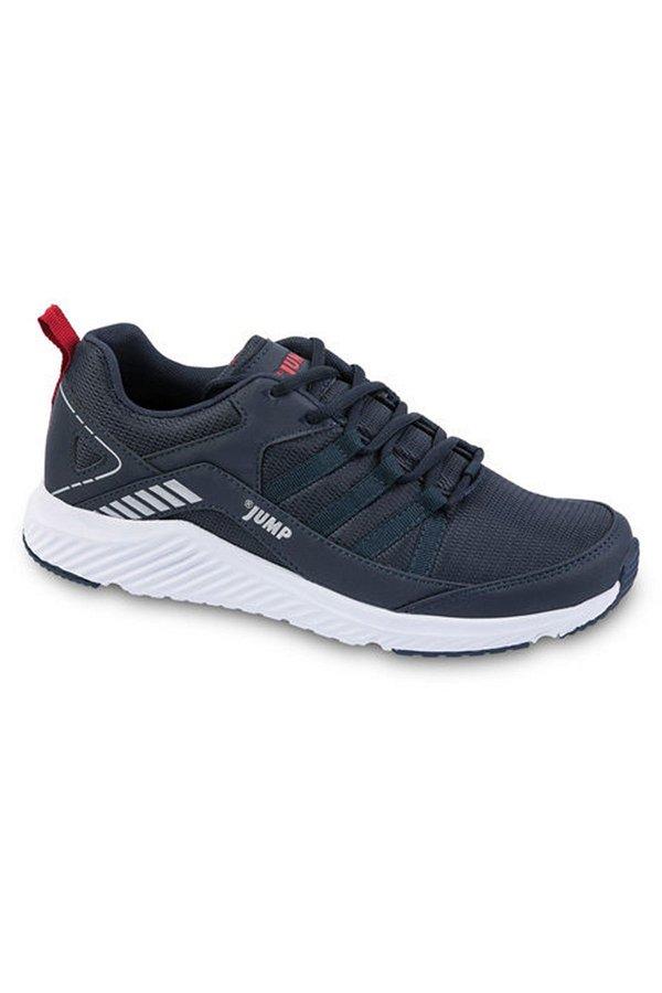 Jump Erkek Spor Ayakkabı NAVY-RED