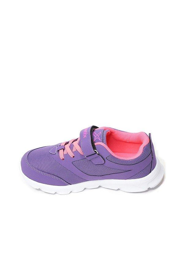 Kinetix Almera Çocuk Spor Ayakkabı MOR