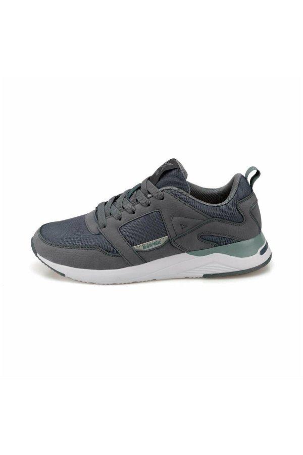 Kinetix Aster TX Gri/Turkuaz Spor Ayakkabı