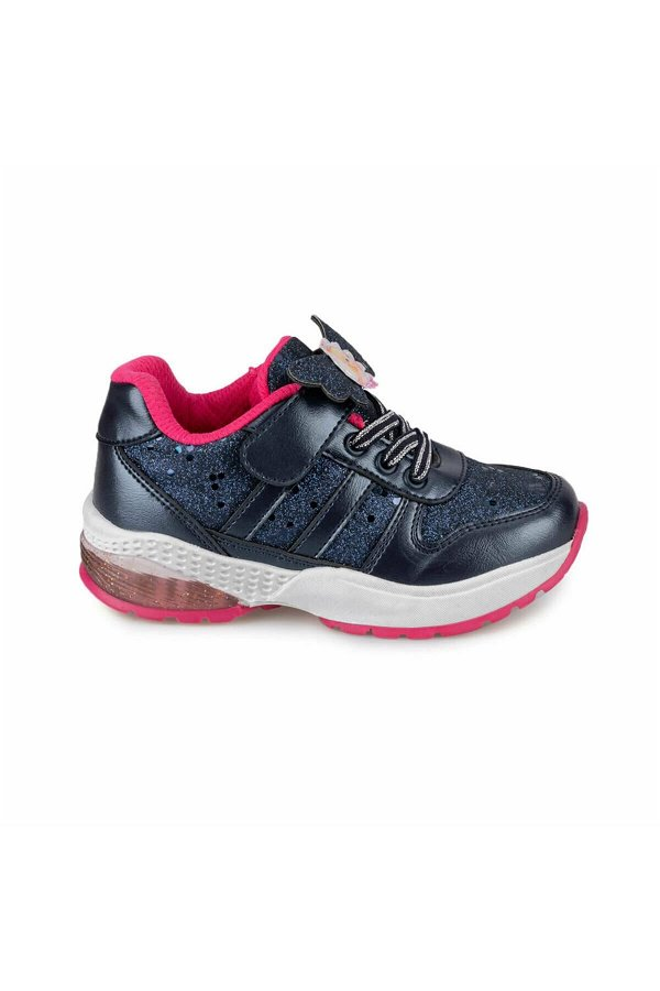 Kinetix Loris Çocuk Spor Ayakkabı LACIVERT